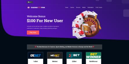 Casino 777 Pro